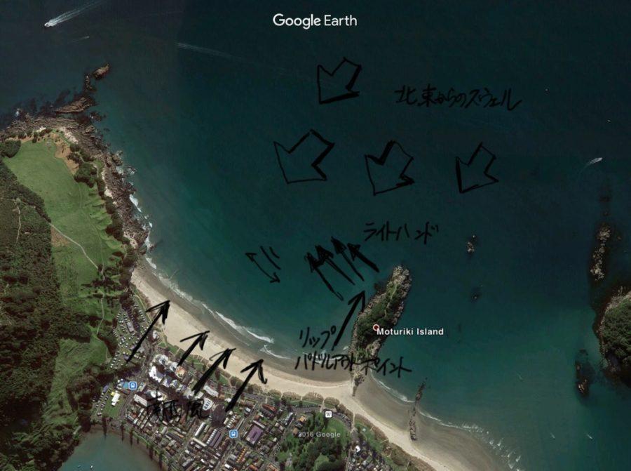 マウントマウンガヌイでサーフィン【ニュージーランド波情報】