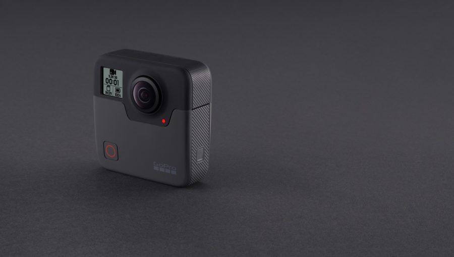 『Gopro Fusion』は防水型の360度カメラ