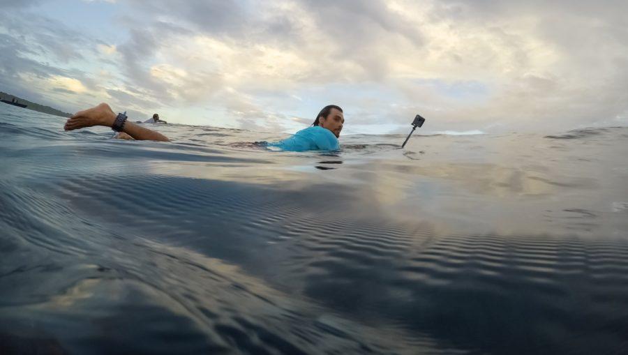 サーフィンの撮影にも適している『GoPro Fusion』