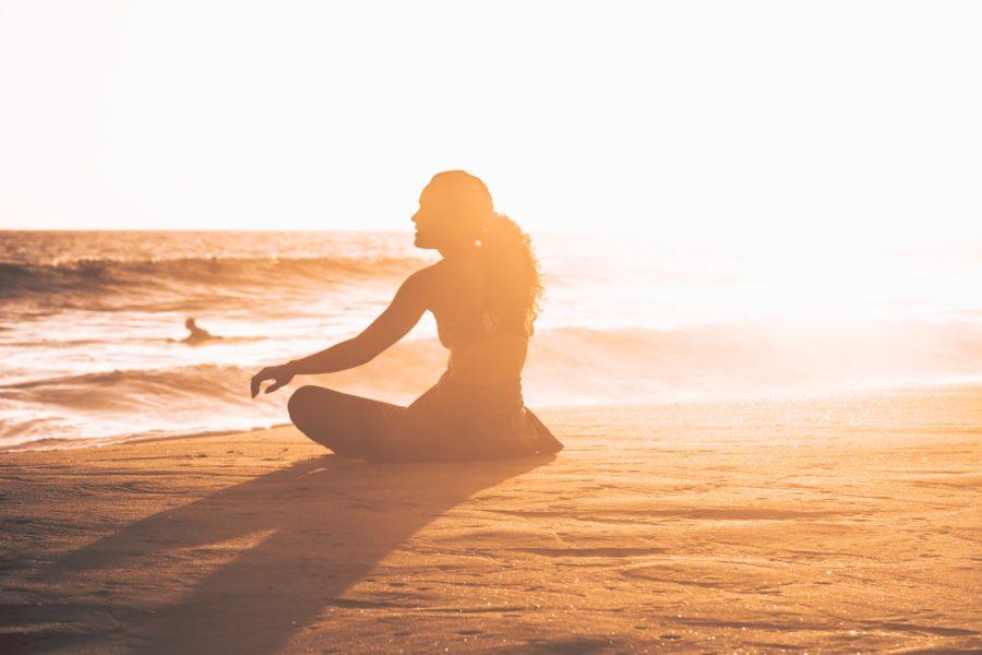 サーフィンとは瞑想でもある