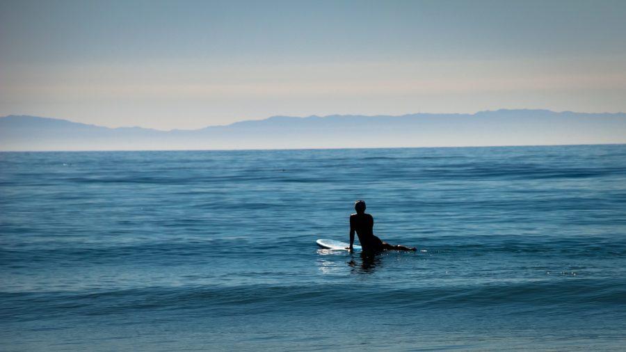 サーフィンとは波との対話である