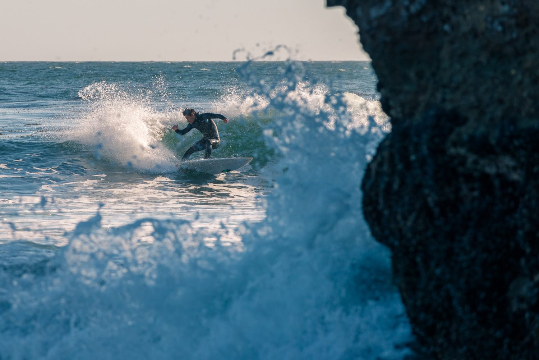 パワーゾーンを理解してレールを使ったサーフィンを習得する秘訣