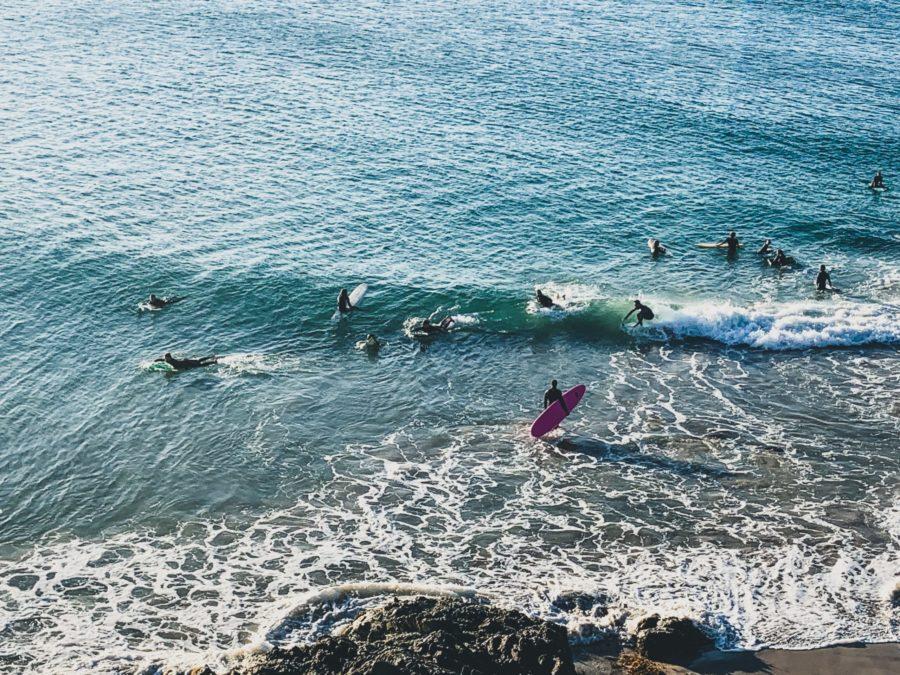 サーフィンのルールとマナーが一瞬でわかる例え話