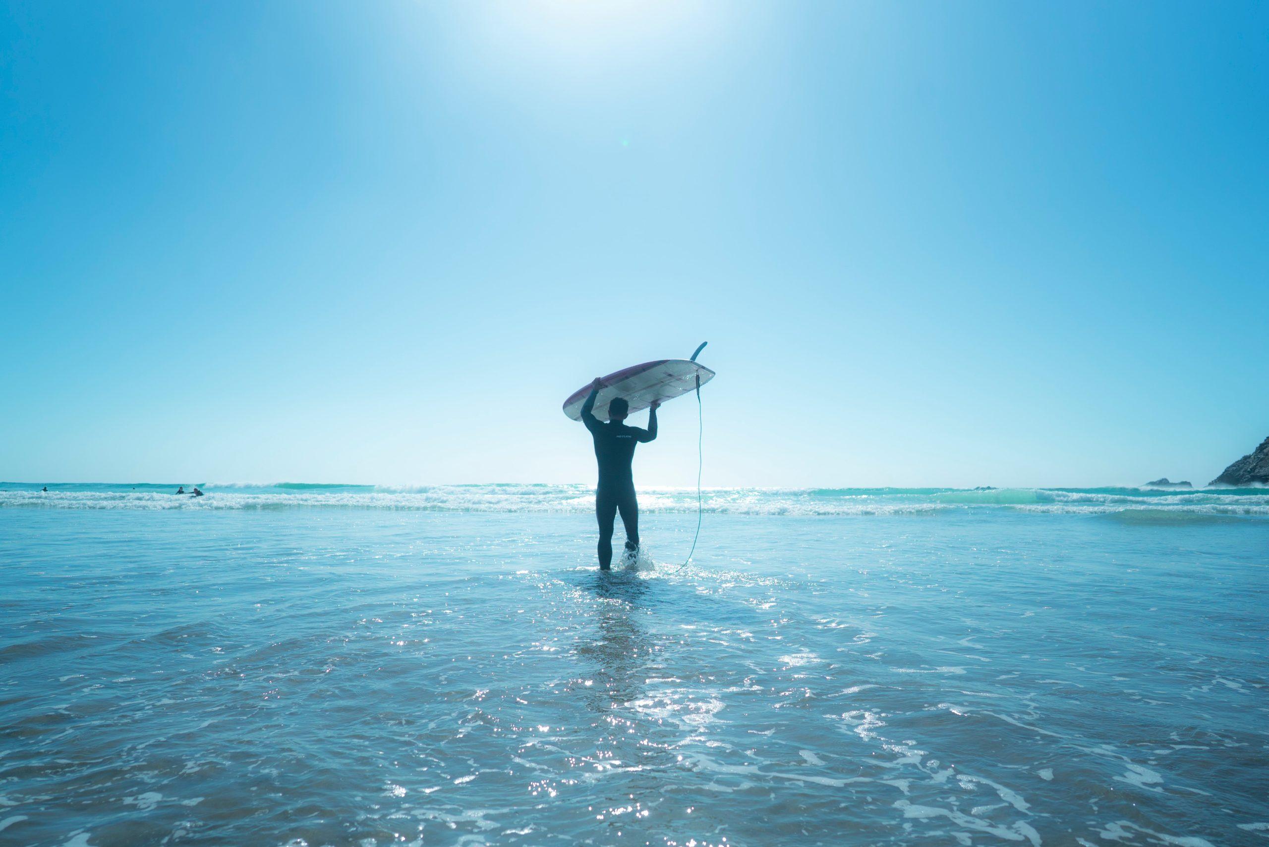 初心者がサーフィンを一年目でやめてしまう理由