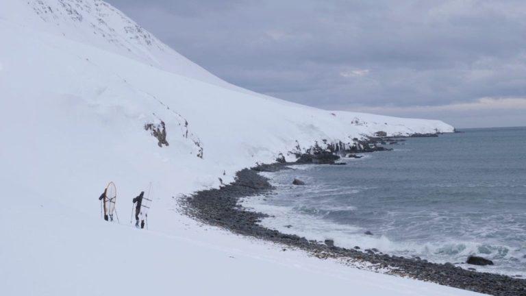 【ニードエッセンシャルズ】トレンマーティンの最新動画クリップ・極寒の北極圏でサーフィン
