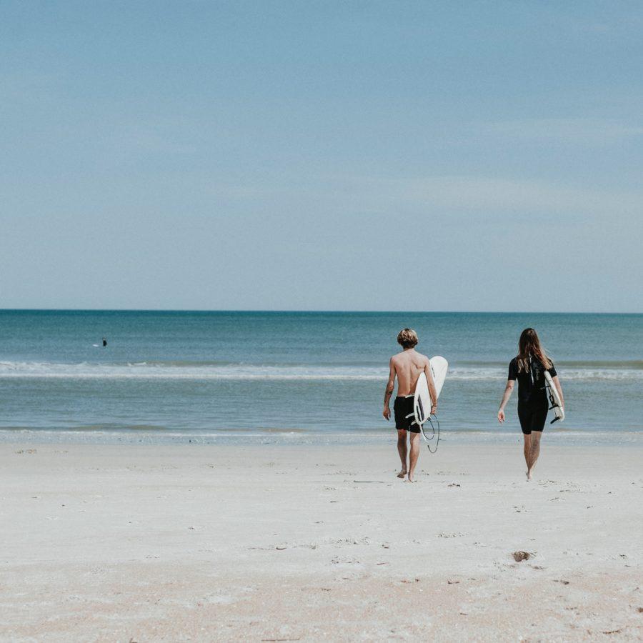 波がないのに海に来てしまう主な原因とは
