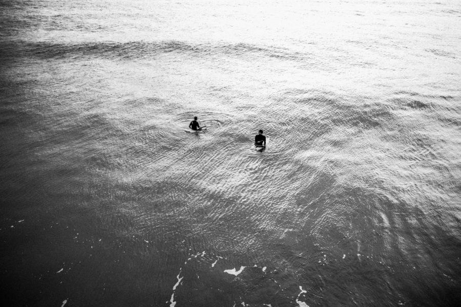 混雑していても波にたくさん乗るための心構え