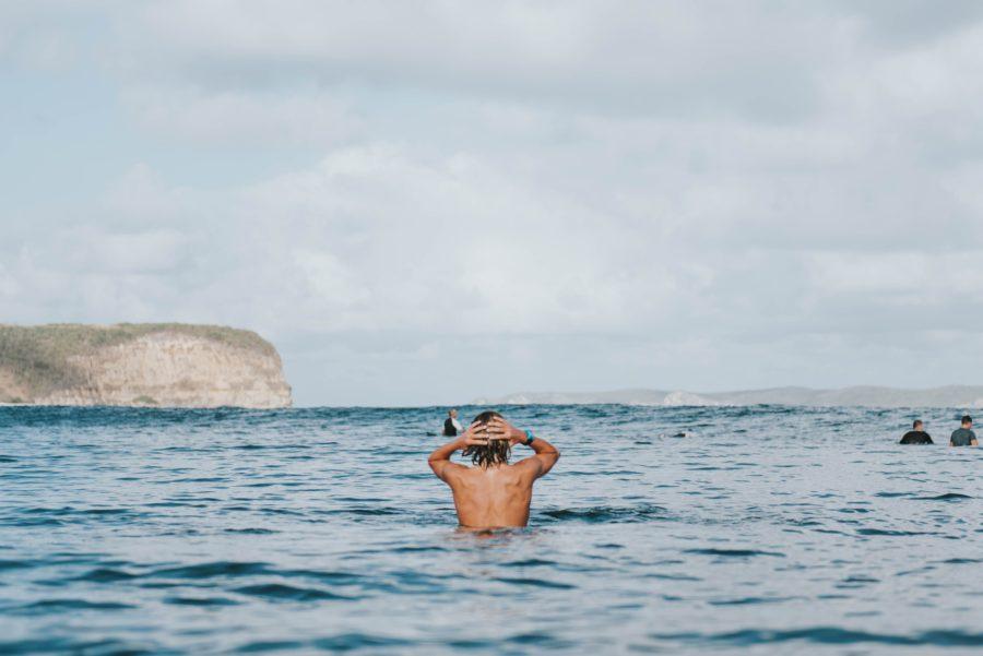 サーフィンとは筋トレである