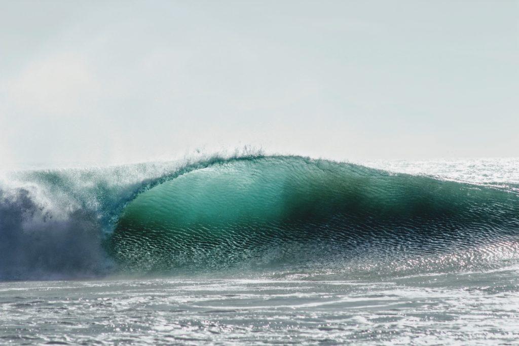 たった一つの心がけで波にたくさん乗れる