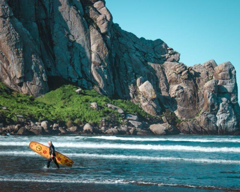 サーフィンのスタイルはサーフボードが形成する