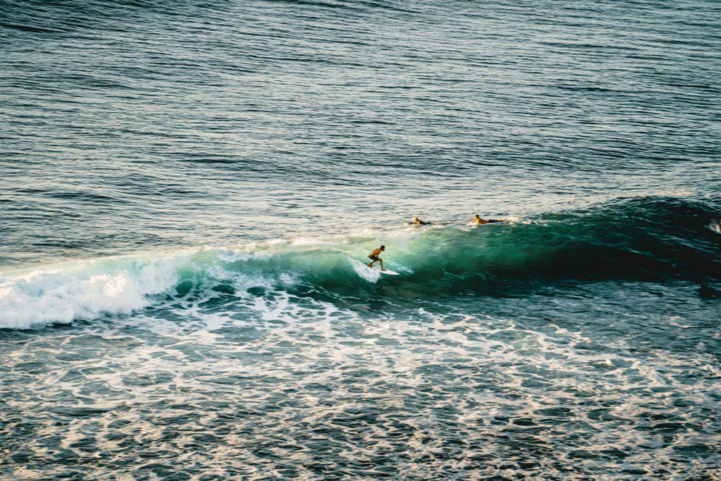 サーフィンの優先順位を知ろう