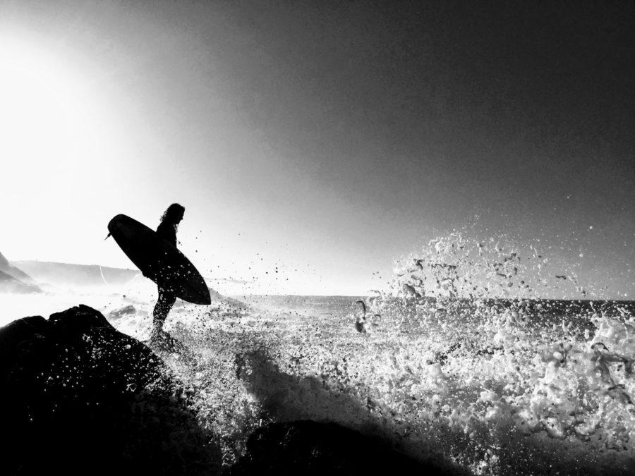 サーフィンのルールとマナーを守れば安全に楽しくサーフィンができる