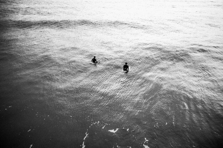 サーフィンを始められない人ができること