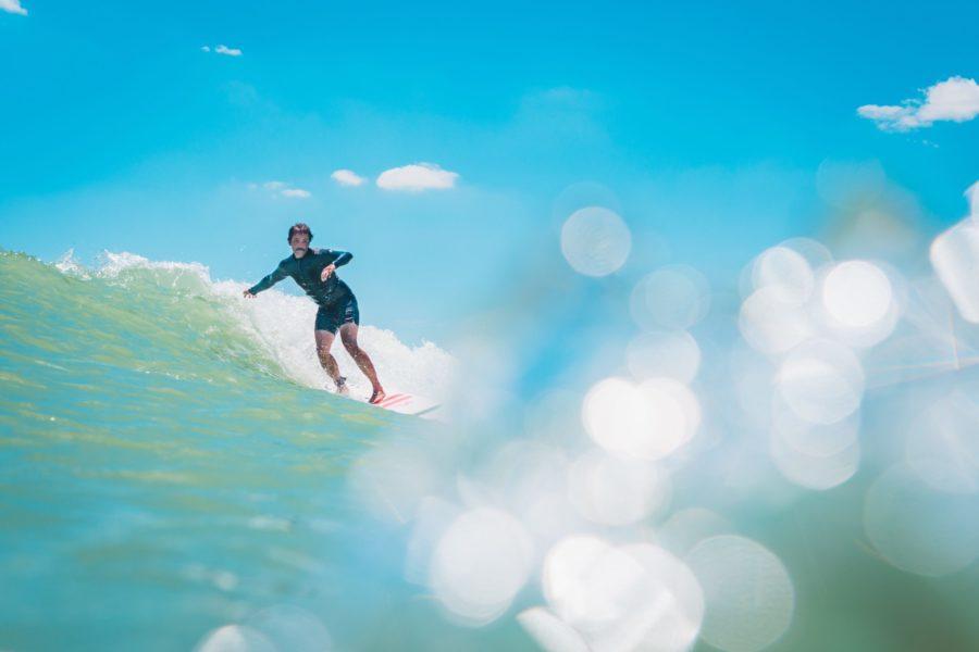 シングルフィンサーフィンの基本ラインどり大全集と考察【ショートボード・ミッドレングス用】