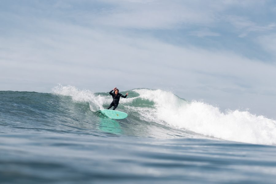 家の中でもできるサーフィンの予習
