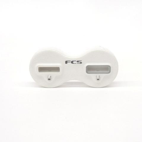 初代のFCSは取り付けネジが2つ