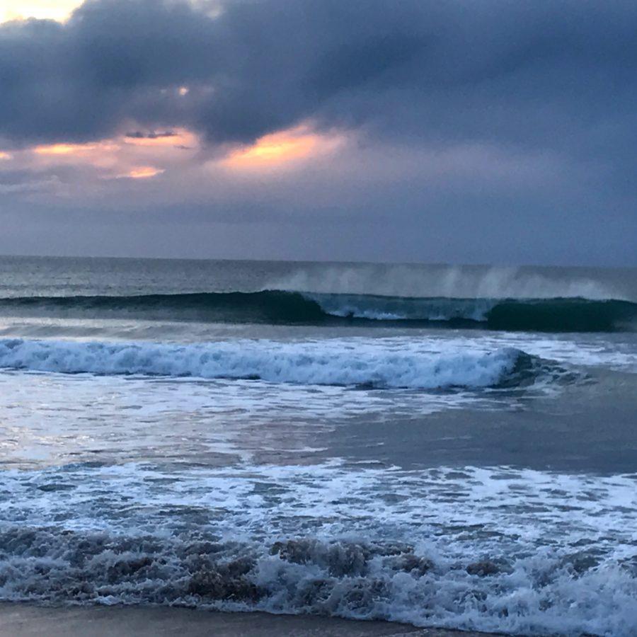 ギズボーン・ワイヌイビーチ・ストックルートでサーフィン【ニュージーランド波情報】