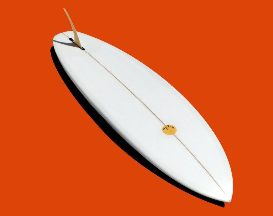 シングルフィンの長さを選ぶ秘訣