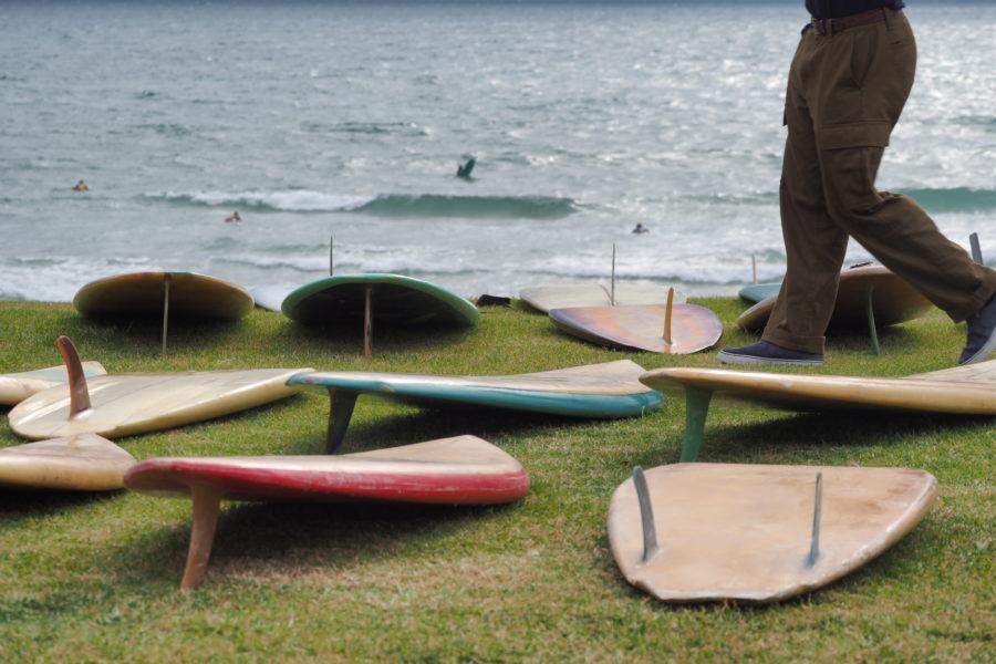 サーフィン初心者でもシングルフィンやツインフィンに乗っていい理由【フィンの選び方】
