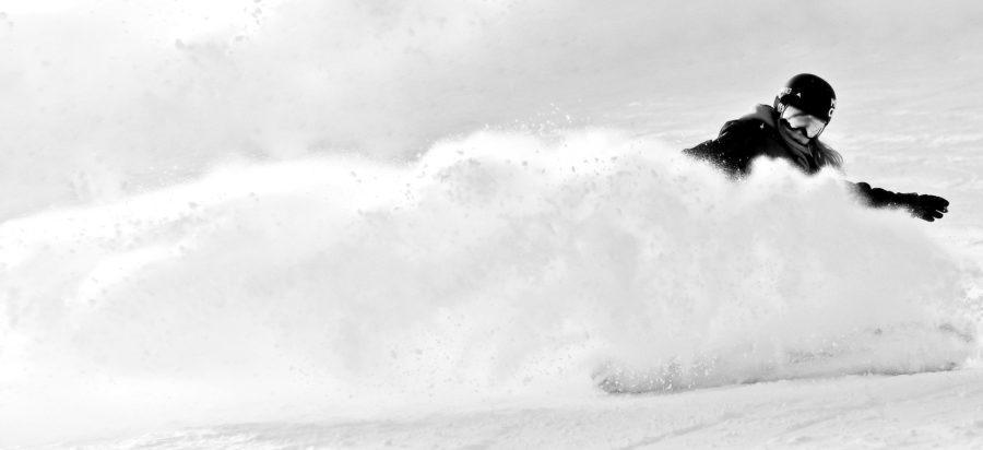 スノーボードの技術をサーフィンに活用