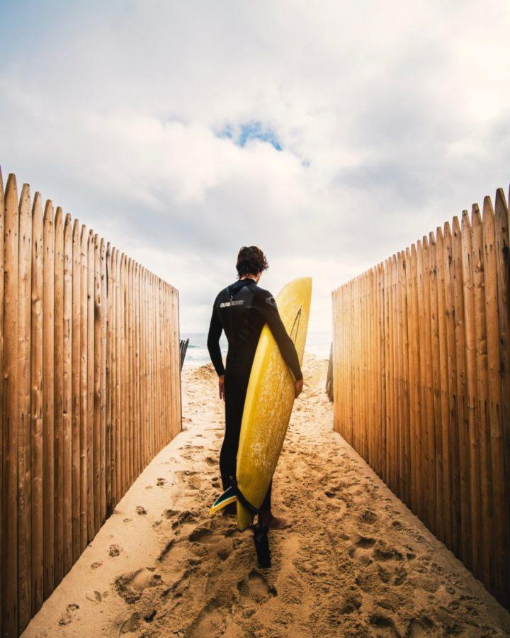 サーフィンの初心者が嫌われる理由
