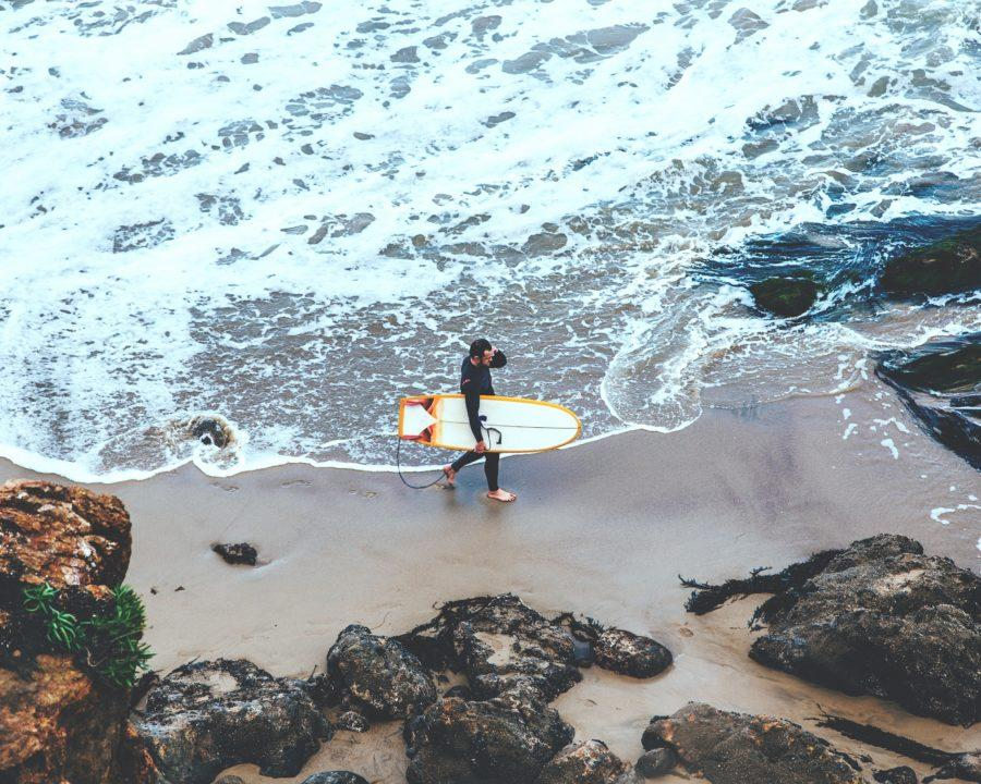 グライド感のあるサーフボードに乗ればサーフィンは必ず楽しくなる【正しいサーフボードの選び方】