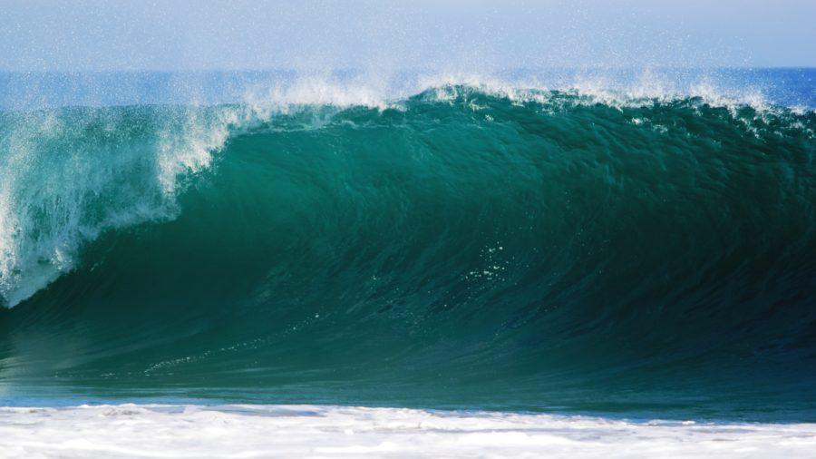 正しい波を選べればサーフィンが上達する