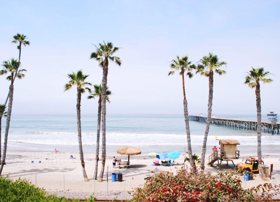 サーファーなら一度は訪れたいカリフォルニア。