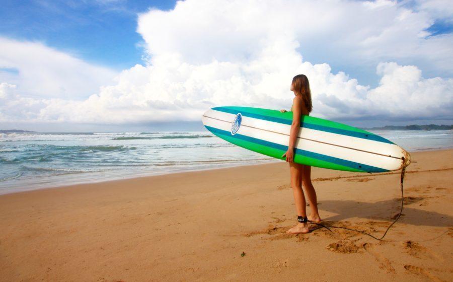 サーフィンに必要な心構えとは
