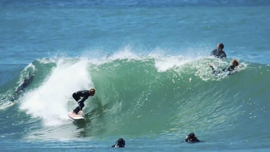 サーフィンでチューブをメイクするコツ5選