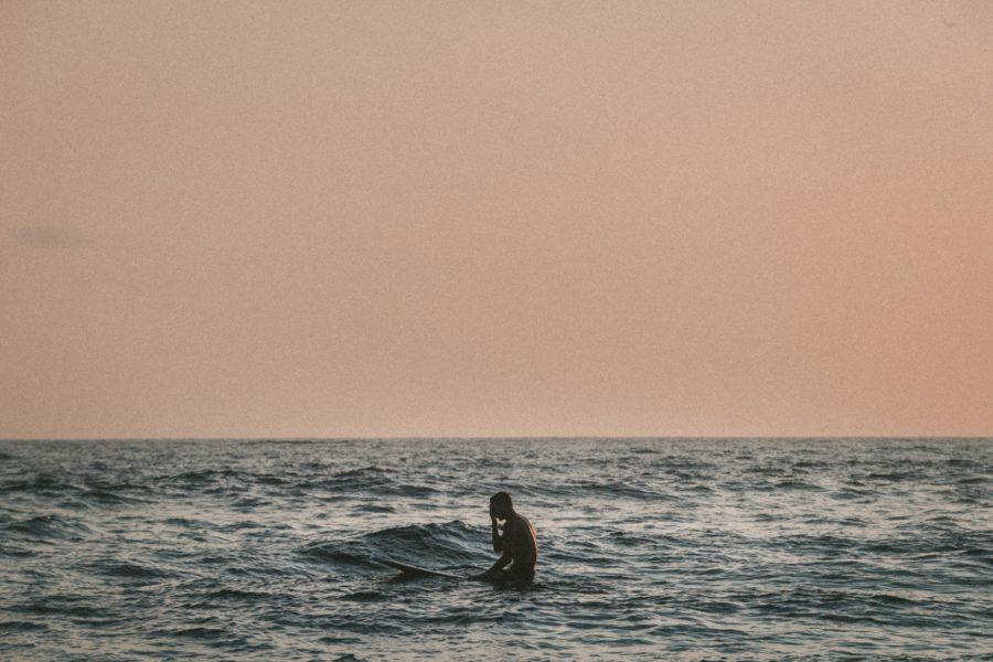 海に通い続けてサーフィンの難しさを楽しもう