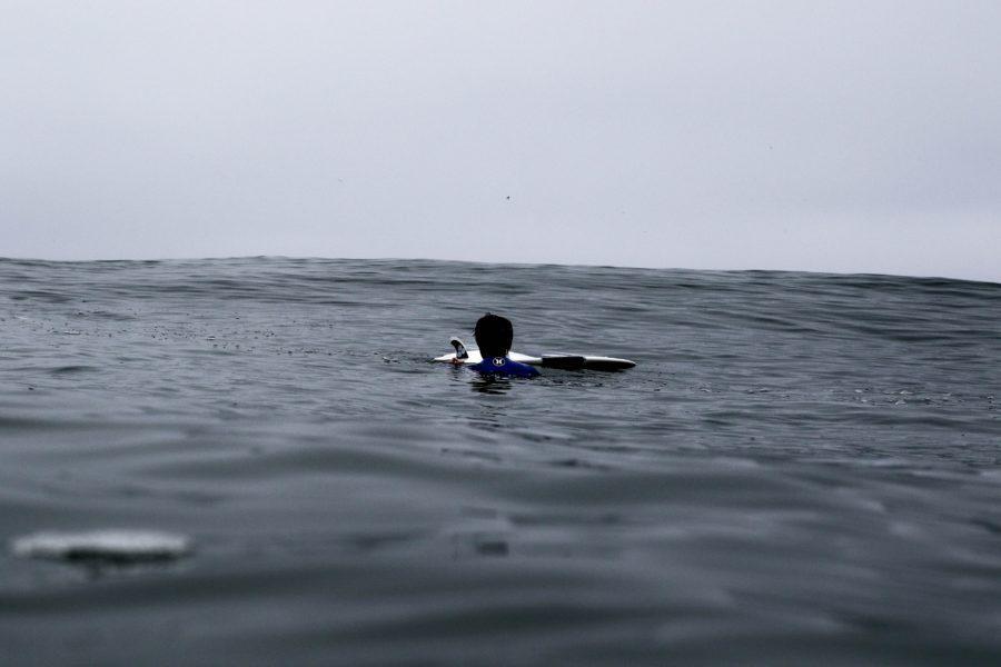 フィンの状態はサーフィン前に必ず確認する