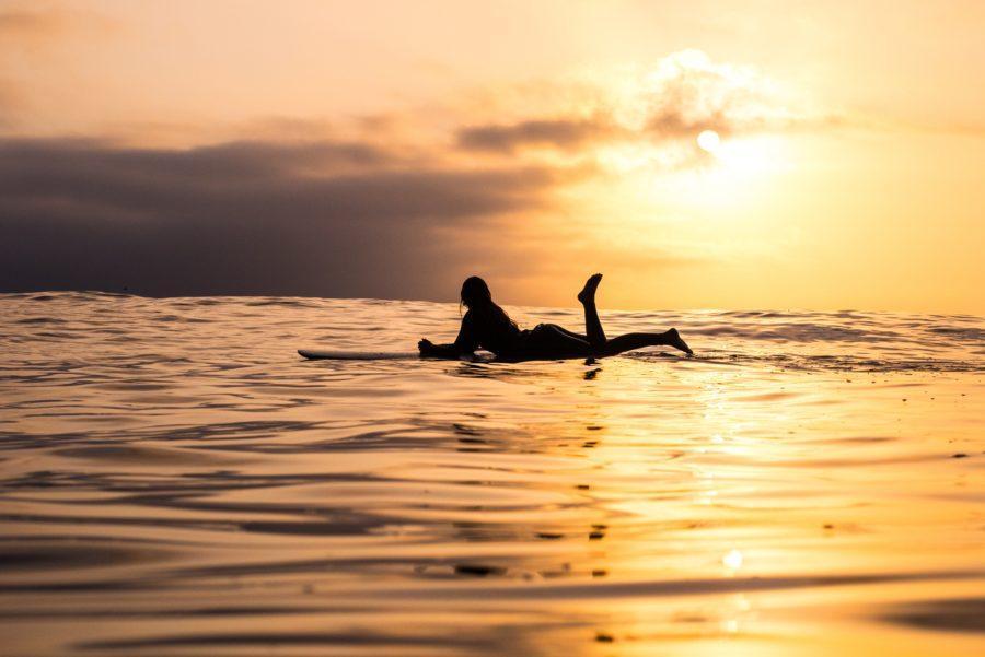 リラックスすればうまくなる。サーフィン上達の大敵は『りきむ』こと