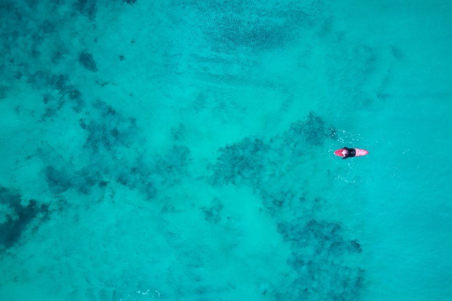 貸切サーフィンにはたくさんの危険がある