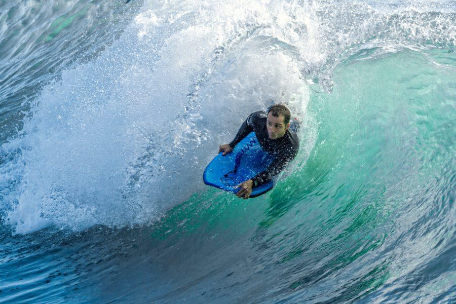 サーフィン用語 ブギーボード