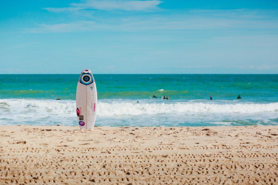 諦めないことを教えてくれるのもサーフィン