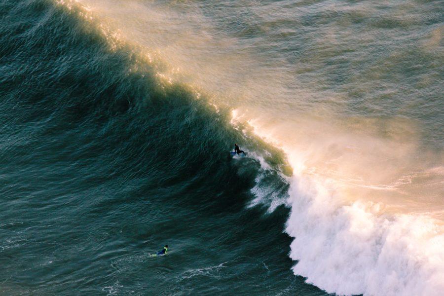 波のサイズが上がるとダックダイブの重要性が増す