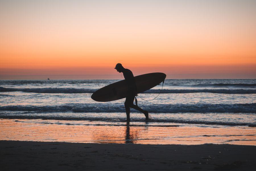ローカルとビジターがサーフィンを一緒に楽しむためにできるたった1つの方法