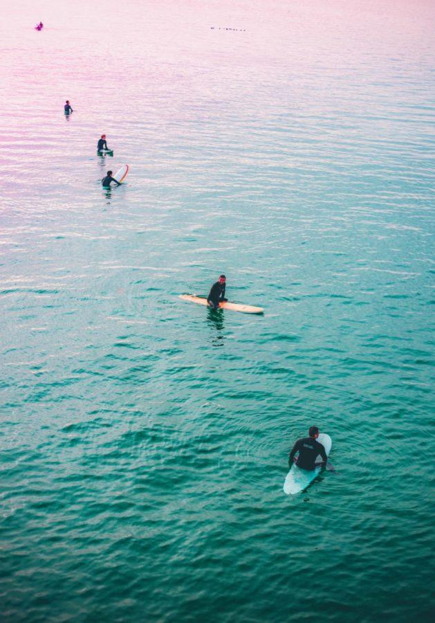 サーフボード選びは自由