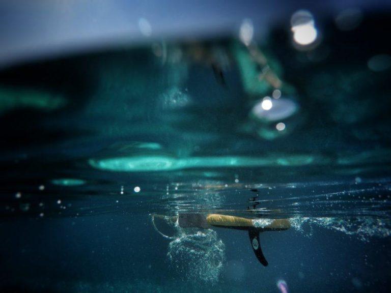 シングルフィン の取り付け方と調整方法