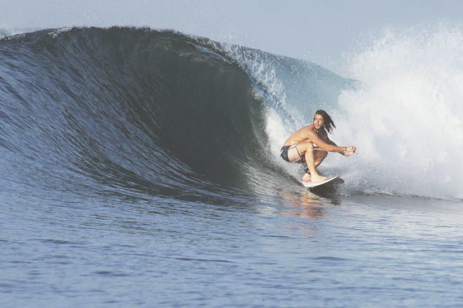 海パンや水着もサーフィンに必要な道具の一つです。