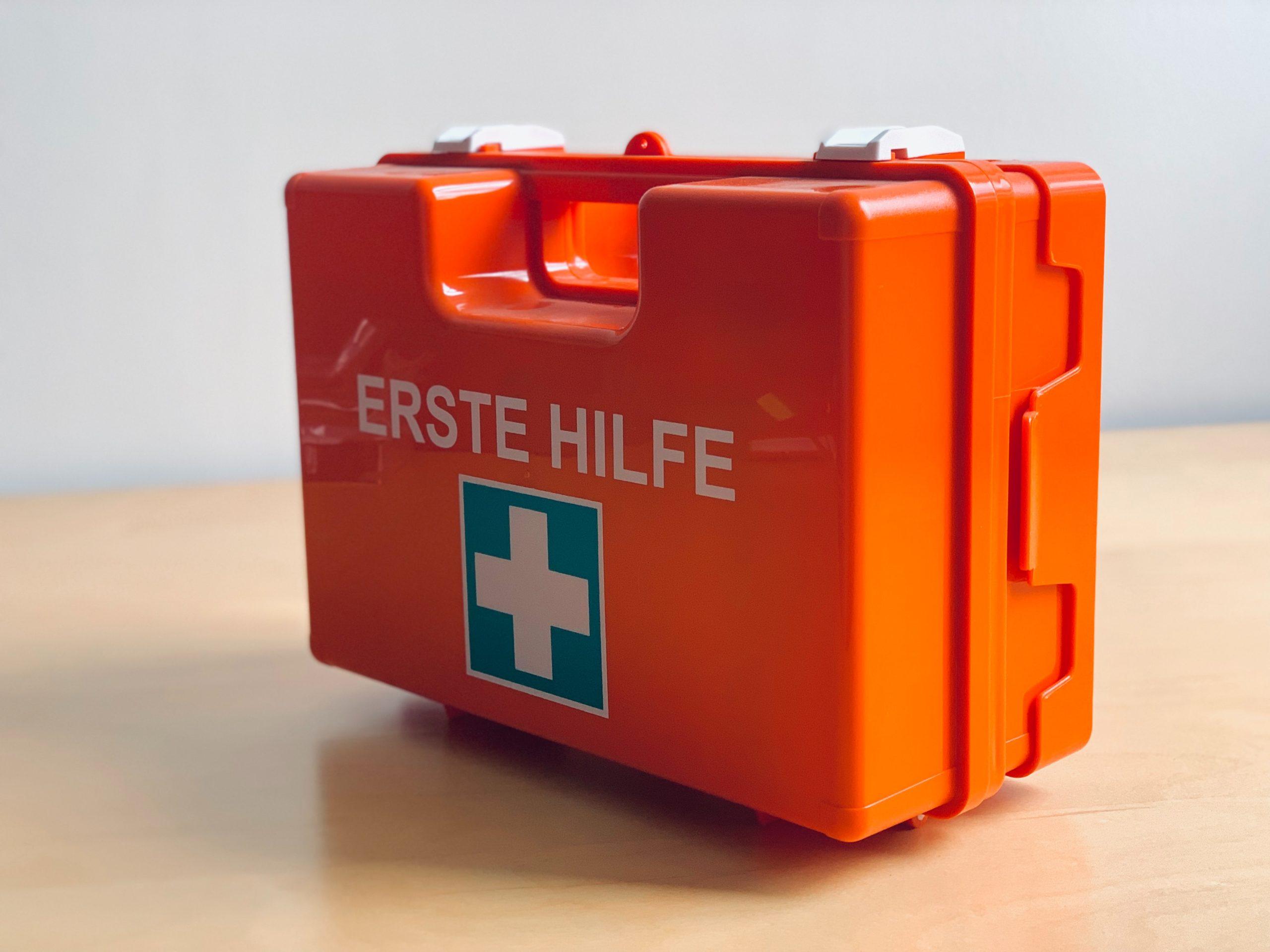 緊急医療グッズはサーフトリップにかかせない