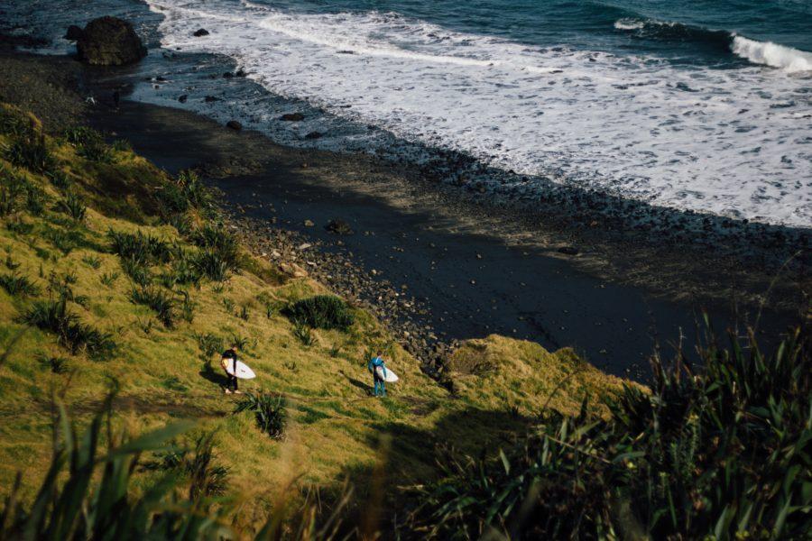 ニュージーランド原住民族の名がついたマオリベイ