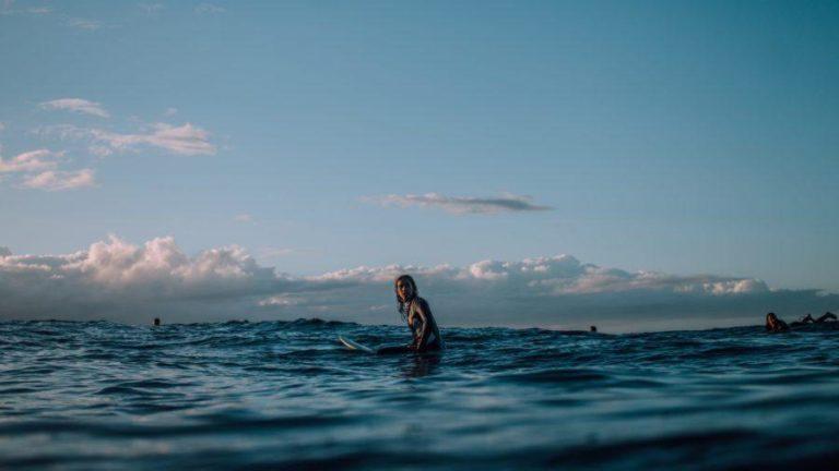 サーフィンと腰痛